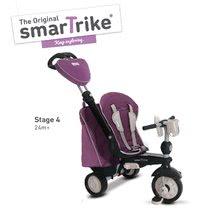 Trojkolky od 10 mesiacov - Trojkolka Recliner Infinity Purple smarTrike 5v1 TouchSteering fialovo-šedá od 10 mes_3
