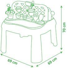 840100 g smoby stol