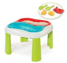 Hracie centrá - Set hracie centrum Fun Center Smoby so šmykľavkou dlhou 150 cm a stôl Voda&Piesok 2v1 s mlynom od 24 mes_11