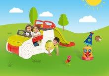 Preliezačky sety - Set preliezačka Adventure Car Smoby so šmykľavkou dlhou 150 cm a striekajúca vodná chobotnica_20