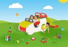 Preliezačky pre deti - Set preliezačka Adventure Car Smoby so šmykľavkou dlhou 150 cm a 7 športových hier od 24 mes_21