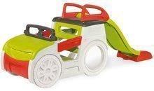 Preliezačky pre deti - Preliezačka Adventure Car Smoby s pieskoviskom a šmykľavkou dlhou 150 cm od 24 mes_3