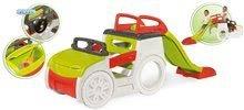 Preliezačky pre deti - Preliezačka Adventure Car Smoby s pieskoviskom a šmykľavkou dlhou 150 cm od 24 mes_8