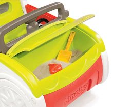 Preliezačky pre deti - Preliezačka Adventure Car Smoby s pieskoviskom a šmykľavkou dlhou 150 cm od 24 mes_5