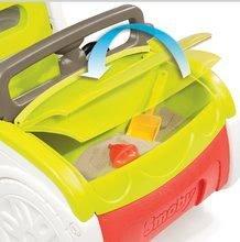 Preliezačky sety - Set preliezačka Adventure Car Smoby so šmykľavkou dlhou 150 cm a stavebnica Abrick 275 ks od 18 mes_2