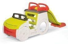 Preliezačky sety - Set preliezačka Adventure Car Smoby so šmykľavkou dlhou 150 cm a stavebnica Abrick 275 ks od 18 mes_9