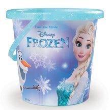 Smoby detské vedierko Frozen s trblietkami 861004