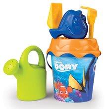 Domčeky so šmykľavkou - Set domček Pretty Blue Smoby a šmykľavka Toboggan XS a vedierko Dory s krhličkou od 24 mes_5