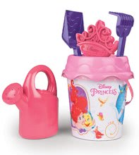 Smoby detský vedro set s krhlou Disney Princezné 862046