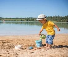 Kbelíky do písku - Kyblík set z cukrové třtiny rostliny Bio Sugar Cane Bucket Smoby 6 dílů – z kolekce Smoby Green 100% recyklovatelné od 18 měsíců_2