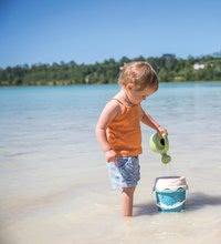 Kbelíky do písku - Kyblík set z cukrové třtiny rostliny Bio Sugar Cane Bucket Smoby 6 dílů – z kolekce Smoby Green 100% recyklovatelné od 18 měsíců_4