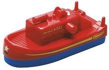 Dětská loď AquaPlay Fireboat s vodním dělem s 10 metrovým dostřelem