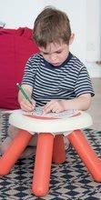 Kuchynky pre deti sety - Set kuchynka Tefal French Touch Smoby s ľadom a kávovarom a stôl Piknik s dvoma stoličkami KidChair Blue_24