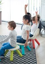 Kuchynky pre deti sety - Set kuchynka Tefal French Touch Smoby s ľadom a kávovarom a stôl Piknik s dvoma stoličkami KidChair Blue_21