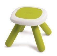 Smoby detská taburetka KidStool 2v1 s UV filtrom 880201 zelená