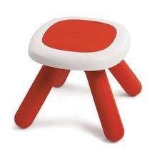 Smoby detská taburetka KidStool 2v1 s UV filtrom 880203 červená