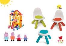 Dětský záhradní nábytek sety - 880200a set 14 smoby set