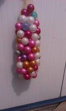 PB 11116-R Loptičky plastové  farby ružo