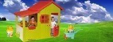 SMOBY 310247-1 Domček Maison Floralie Zá