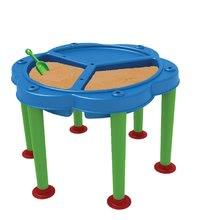 Detský záhradný nábytok - Stôl na hranie Multi Activity Starplast na vodu a piesok so slnečníkom_0