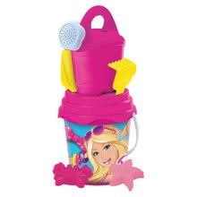 Staré položky - Vedro set s krhlou Barbie Mondo 7 ks, 19 cm_0