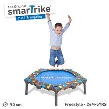 9101000 c smartrike trampolina 2v1
