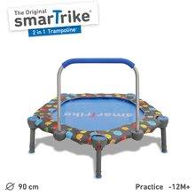9101000 d smartrike trampolina 2v1