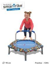 9101000 e smartrike trampolina 2v1