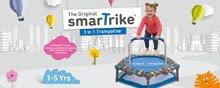 9101100 9101300 f smartrike trampoline