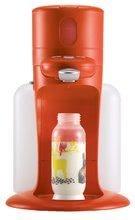 Beaba Bib'expresso® Steril 3v1 príprava mlieka a sterilizátor červený