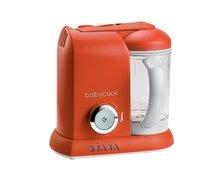 Parný varič a mixér Beaba Babycook® červený