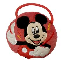 Blazina Mickey Mouse Ilanit rdeča okrogla 18 cm