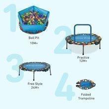 9201000 b smartrike trampolina