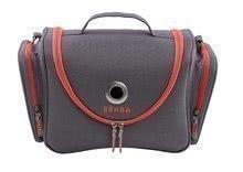 Kosmetická taška Beaba Vanity šedo-červená