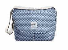 Previjalna torba Beaba Vienna II kocke modra