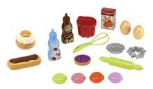Nádobí a doplňky do kuchyňky - Potřeby na pečení Bubble Cook Écoiffier v síťce s 18 doplňky_2