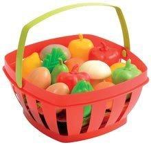 Riadíky a doplnky kuchynky - Košík s ovocím a zeleninou Écoiffier od 24 mes_0