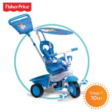 SMART TRIKE 1460633 Fisher-price trojkol