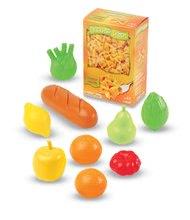 Obchody pro děti - Nákupní vozík Bubble Cook Écoiffier na dvou kolečkách a 9 doplňků od 18 měsíců_0