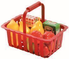 Spotrebiče do kuchynky - Set tlakový hrniec Mini Tefal Smoby ponorný mixér Tefal, rýchlovarná kanvica Tefal a malý košík s ovocím_3