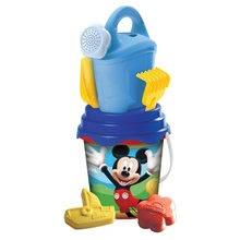 Vedierka do piesku - Vedro set Mickey Mouse s krhlou Mondo 7 dielov (výška 17 cm) od 18 mes_0