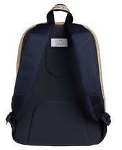 Školske torbe i ruksaci - Školská taška batoh Backpack Jackie Icons Jeune Premier ergonomický luxusné prevedenie 39*27 cm JPBF021167_4