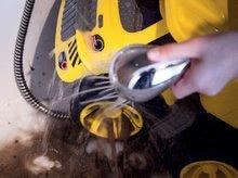 Odrážedla od 18 měsíců - Bagr Max Power BIG se sedadlem délka 73 cm žlutý_9