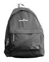 Dámský batoh do města smarTrike extra lehký na zip šedý BP990