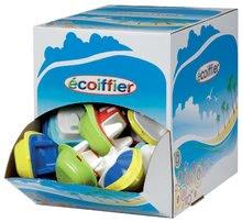 Sada 3 člunů pro děti Écoiffier (délka 10,5 cm) od 18 měsíců
