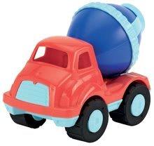 Auta do písku - D17217 d ecoiffier nakladne auta