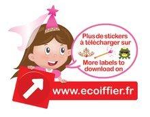 Ecoiffier patch 7775