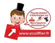 Ecoiffier patch 7780