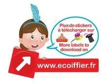Ecoiffier patch 7781
