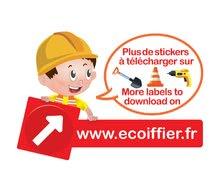 Ecoiffier patch 7819